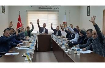 19 Mayıs Belediye Meclisi'nden Barış Pınarı Harekâtına Destek