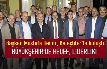 Büyükşehir'de 'Belediye-Vatandaş' koordinasyonunu hızlandırılacak