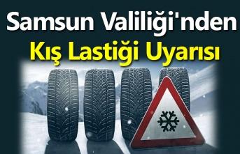Samsun'da kış lastiği uygulaması olacak mı?