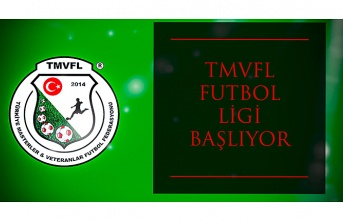 Türkiye Masterler ve Veteranlar Futbol Ligi başlıyor