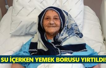 VM Medical Park Samsun Hastanesi'nde hayata tutundu