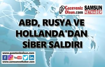 Türkiye'ye bugün hangi ülkelerden siber saldırı gerçekleşti?