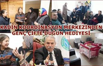 Başkan Demirtaş: İlçe halkına hizmet için canla başla çalışıyoruz