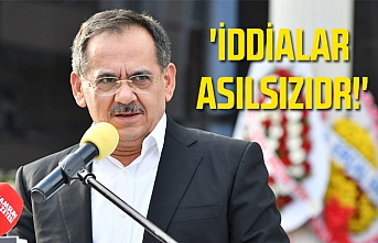 Başkan Mustafa Demir'den 'SASKİ Logosu' açıklaması