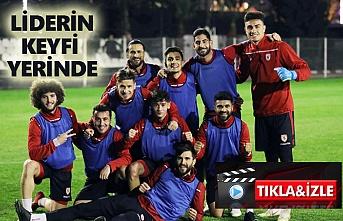 Samsunspor'da Afyonspor maçı hazırlıkları devam ediyor
