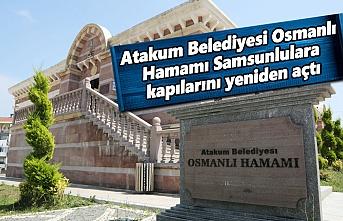 Osmanlı  Hamamı hijyen önlemleri  eşliğinde kullanıma açıldı