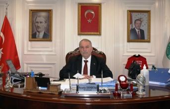 Başkan Demirtaş'tan Kurban Bayramı Mesajı - Samsun Haber