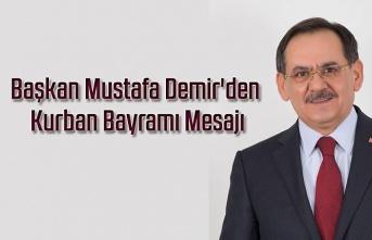 Başkan Mustafa Demir'den Kurban Bayramı Mesajı - Samsun Haberleri