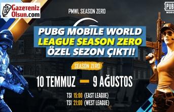 Pubg Mobıle World League Season Zero Özel Sezon Çıktı