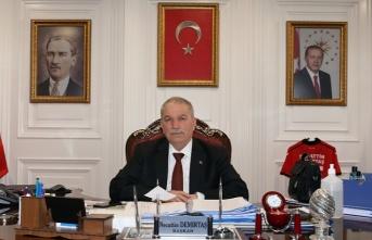 Başkan Demirtaş: Daha temiz bir İlkadım için çalışıyoruz