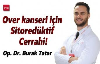 Over kanseri için Sitoredüktif Cerrahi!