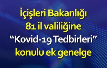 Yeni koronavirüs genelgesi yayınlandı! Kırıkkale pilot il
