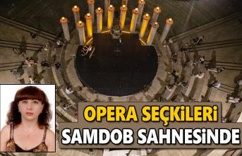 Açık Hava Konserleri, Opera seçkileri SAMDOB Sahnesinde
