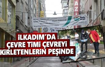 Başkan Demirtaş: En güzel temizlik çevreyi kirletmemektir