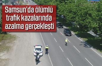 Özel denetimler ölümlü trafik kazalarını azalttı- Samsun Haber