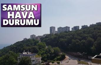 Samsun Hava Durumu, 11 Eylül Cuma Samsun'da Hava Nasıl!