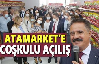 Atakum'da ilk gıda bankası AtaMarket açıldı