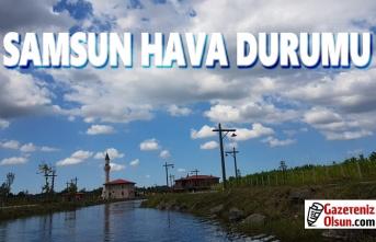 Samsun Hava Durumu, Samsun'da hava bugün Nasıl!