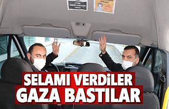 Başkan Sarıcaoğlu, Onur Bakır ile Omuz omuza 2023 Hedefine doğru