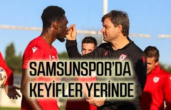 Samsunspor Adanaspor maçı hazırlıkları sürüyor, Samsunspor Adanaspor maçının detayları
