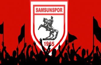 Samsunspor'un 5 haftalık programı belli oldu