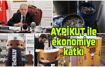 AYPİKUT ile ekonomiye katkı - İlkadım Haber