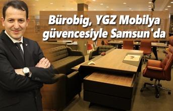 Bürobig, YGZ Mobilya güvencesiyle Samsun'da