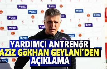Ümraniyespor Samsunspor maçında kural hatası yapıldı mı, Antrenörden Açıklama