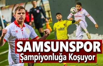 İstanbulspor Samsunspor maç sonucu: 1-0, Samsunspor puan durumu