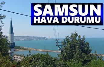 Samsun Hava Durumu, 21 Şubat Samsun'da Hava Nasıl Olacak!