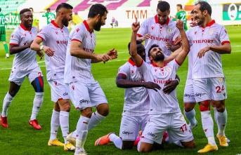 Samsunspor Akhisarspor maç sonucu: 4-1