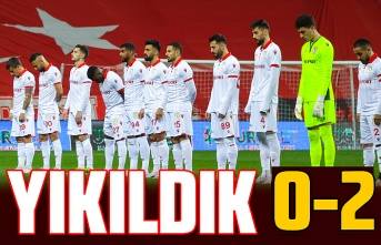 Samsunspor Giresunspor maç sonucu : 0-2 Samsunspor Puan Durumu