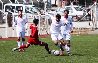 Samsunspor U19 Balıkesirspor U19'u 1-0 yendi