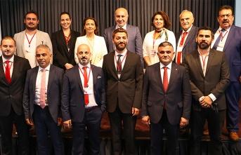 Samsunspor'da kongre heyecanı, Samsunspor Yeni Yönetim Kurulu