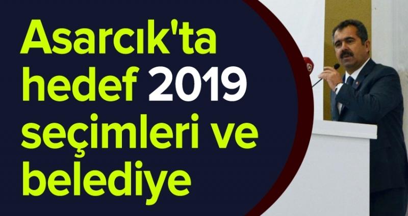 AK Parti Asarcık'ta Hami Karakaş güven tazeledi