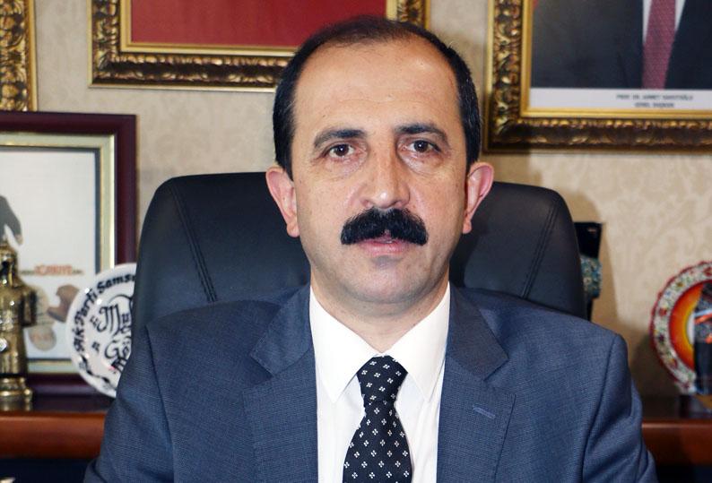 AK Parti Samsun İl Başkanlığı'ndan 'Kongre' açıklaması