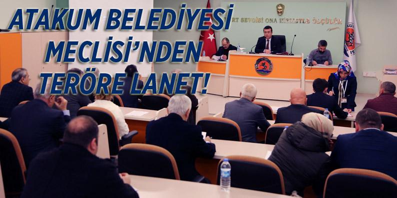 Atakum Belediye Meclisi Denetim Komisyonu'nu seçti