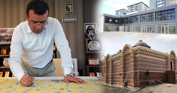 Atakum'da 2018 dev açılışlarla geçecek