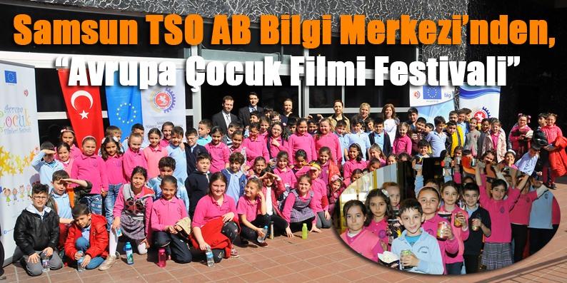 Avrupa Çocuk Filmleri Festivali büyük ilgi gördü