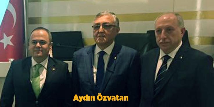 Aydın Özvatan Samsun TSO Meclis Başkanı oldu