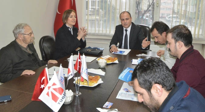 Ayşe Vuraloğlu: Gençlere örnek oluyorsunuz