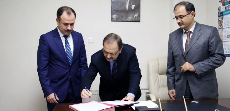 Bafra'da yeni mezarlığa bin 500 fidan dikilecek