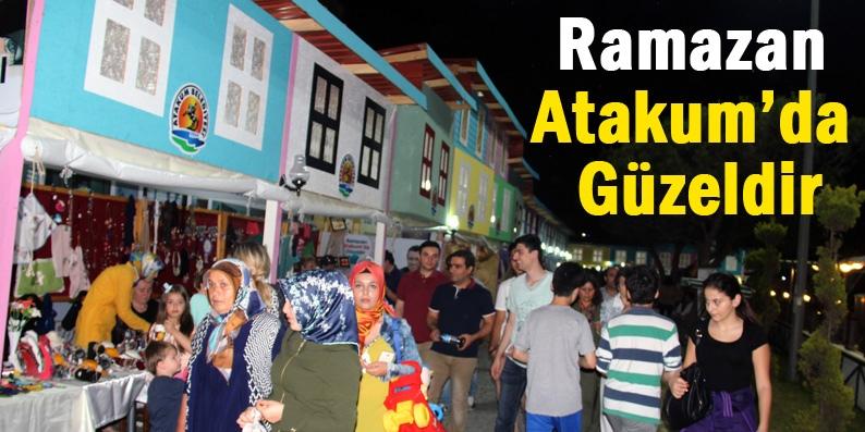 Başkan Taşçı: Atakum'da dolu dolu Ramazan Ayı yaşanacak