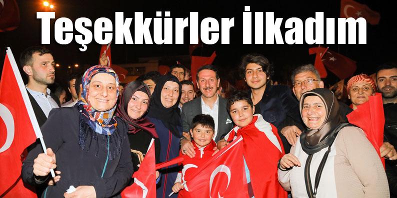 Başkan Tok: Büyük Türkiye'nin Yeni Sistemi Hayırlı Olsun