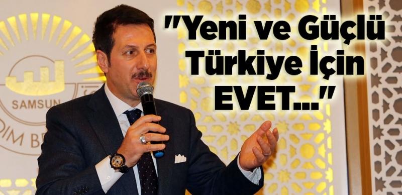 Başkan Tok: Türkiye Yeni Sistemle Daha da Güçlenecek
