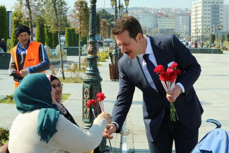 Başkan Tok'tan Anneler Günü Mesajı