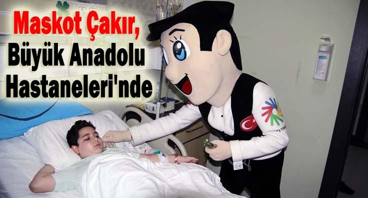 Büyük Anadolu Hastaneleri olimpiyat oyunlarına hazır
