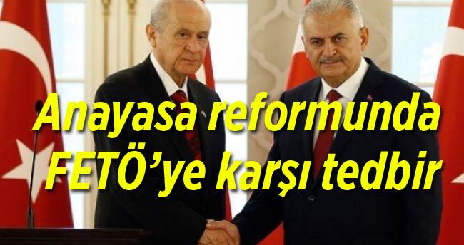 Cumhurbaşkanı adayı doğuştan Türk vatandaşı olacak!