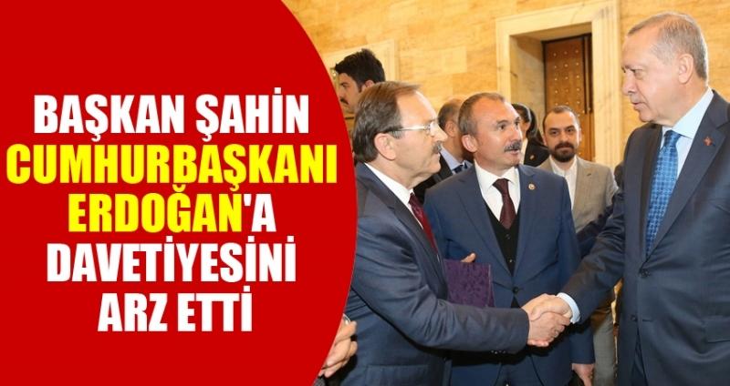 Cumhurbaşkanı Erdoğan'dan Bafra'ya selam