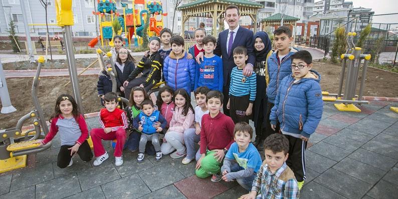 Erdoğan Tok: Çocuklarımız hepimizin geleceğidir